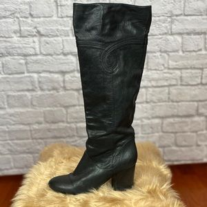 Poetic Licence Riding Boot Size 8